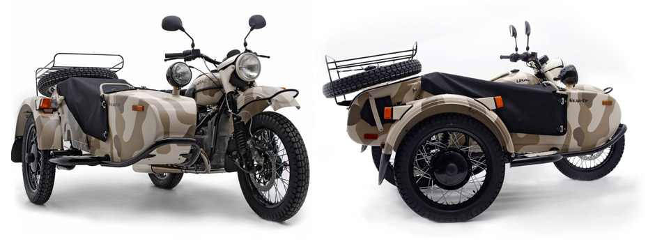 все о мотоцикле урал gear up