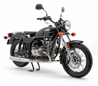 Технические характеристики мотоцикла Урал