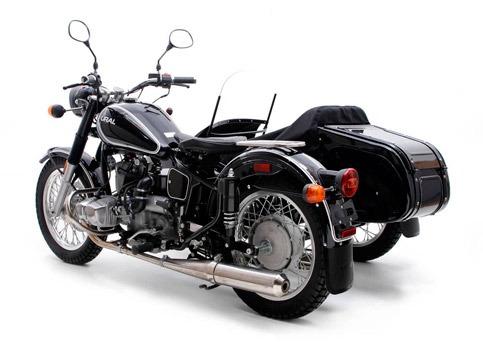 Вес мотоцикла Урал