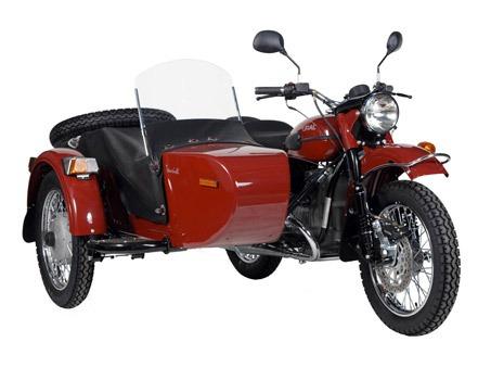 Скорость мотоцикла Урал